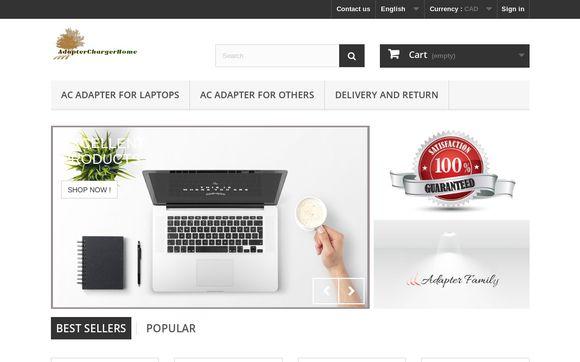 AdapterChargerStore