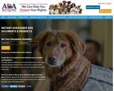ADA Assistance Dog Registry