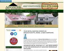 Advanced Metal Roofing Inc