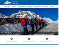 Adventure Trek In Nepal