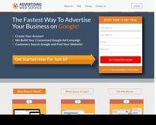 Advertising Web Service