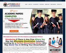 Affordable-dissertation.co.uk