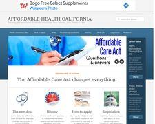 Affordable Health California