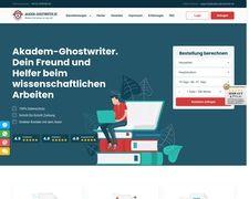 Akadem-Ghostwriter.de