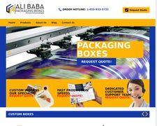 Alibabapackagingboxes.com