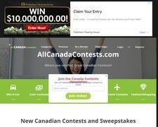 All Canada Contests