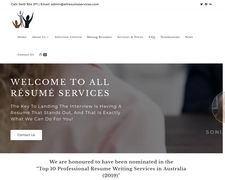 All Resume Services