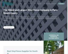 All Star PVC Fence