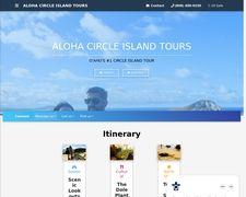 Alohacircleislandtours.com
