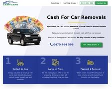 Alphacashforcars.com.au