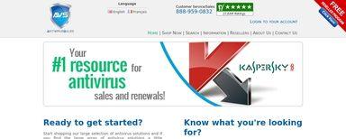 Antivirus Sales