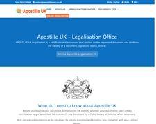 Apostilleseal.co.uk