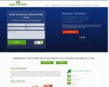 Apply PAN India