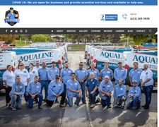 Aqualineplumberselectriciansacrepairpeoriaaz