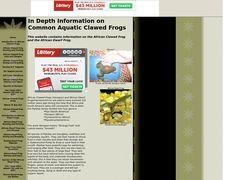 Aquaticfrogs.tripod