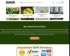 Aromaticherbalincense.com