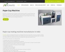 AR Papercup Machine