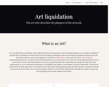 Art-liquidation