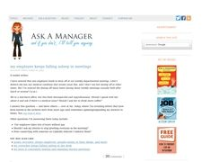 Ask A Manager