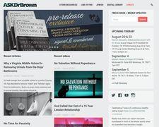 Askdrbrown.org