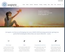 Aspire Early Intervention Services.
