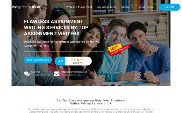 Assignment Bliss