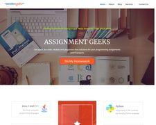 Assignmentgeeks.com