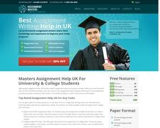 Assignment Masters