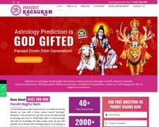 Astrologerraghuramji.com