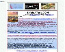 Mega site of Bible Information