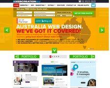 Au.webcreationau.com