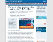 Auction Sniper