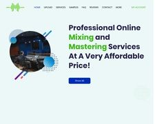 Audio Mixing Mastering