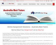 Australia Best Tutors