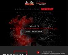 Automotive Powertrain Industries Inc