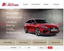 Autotalo Pelttari