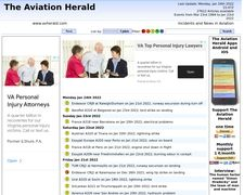 The Aviation Herald