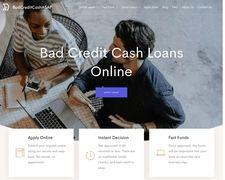 Bad Credit Cash
