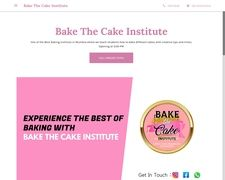 Bake-the-cake-institute.business.site