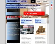 Baltimore Best Movers