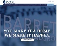 Barrettfinancial.com