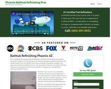 Bathtubrefinishingphoenix.net
