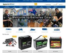 BatteriesDirect AU