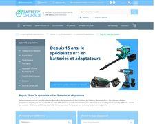 Battery Upgrade FR