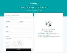 Beauty Price Match