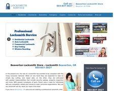 Beavertonlocksmithstore.com