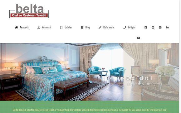 Belta Hotel and Restaurant Textiles