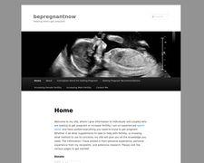 Bepregnantnow.com