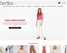 Berties Clothing