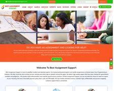 Best Assignment Support